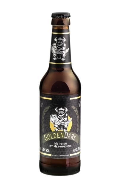 """Metbier - Honigbier """"GoldenDark"""", alc. 6,4% vol."""