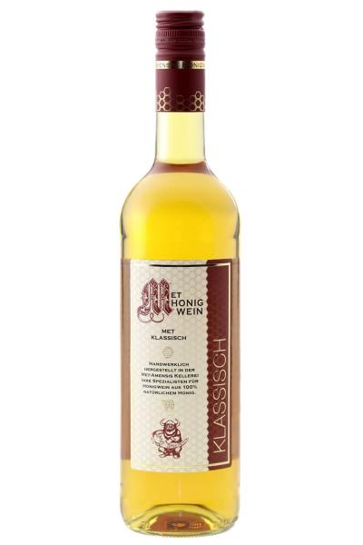 Met Honigwein - klassisch lieblich, 11% vol. Flasche | 750 ml