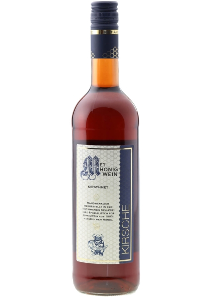 Kirschmet, Honigwein mit Kirschsaft, 10% vol. Flasche | 750 ml