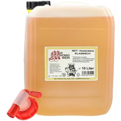 Honigwein Met Kanister, 11% vol., 10 Liter