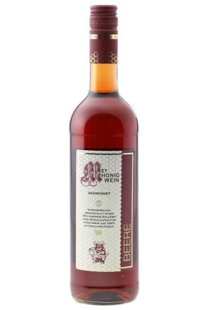 Flasche Beerenmet | MET Amensis Honigwein mit Waldbeeren, 10% vol. | 750 ml