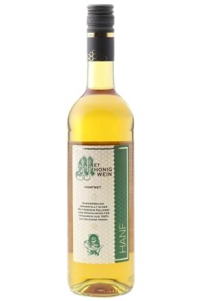 Flasche Hanf Met | MET Amensis Honigwein mit Hanf, 10% vol. | 750 ml
