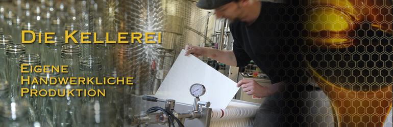 Herstellung - Kellerei